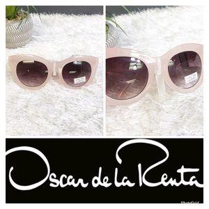 5/$25 Oscar de le Renta Pink Sunglasses 🕶 🌸